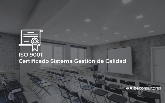 Gestión de la Calidad ISO 9001